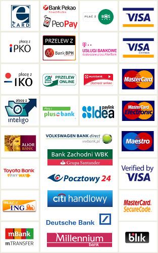 eCard - bezpieczne płatności, kupuj bez obaw